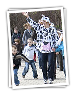 Action vache à Saint Joseph !